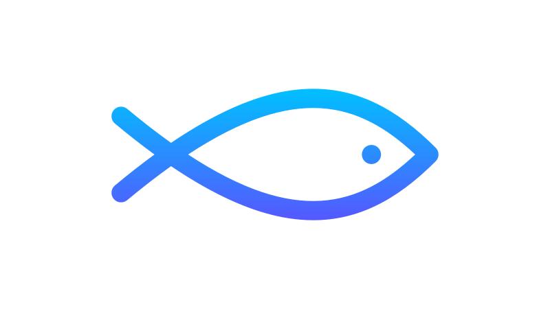 شعار واجهة ونظام Cutefish